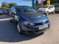 2012 VOLKSWAGEN GOLF 1.2 S TSI 5d 84 BHP £8499.00
