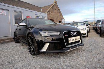 View our AUDI RS6 AVANT