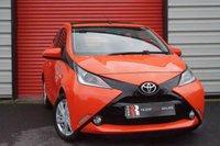 2015 TOYOTA AYGO 1.0 VVT-I X-PRESSION 5d 69 BHP £6495.00