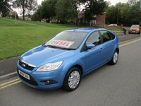 2008 FORD FOCUS 1.8 STYLE TDCI 5d 115 BHP £2999.00