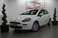 2014 FIAT PUNTO 1.2 EASY 5d 69 BHP £3911.00