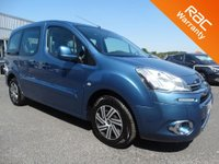 USED 2013 63 CITROEN BERLINGO MULTISPACE 1.6 e-HDi Airdream VTR EGS6 5dr DISABLED WHEELCHAIR ACCESS
