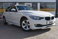 2012 BMW 3 SERIES 2.0 320D EFFICIENTDYNAMICS 4d 161 BHP £8999.00