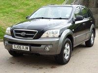 2006 KIA SORENTO 2.5 XE CRDI 5d 139 BHP £2500.00