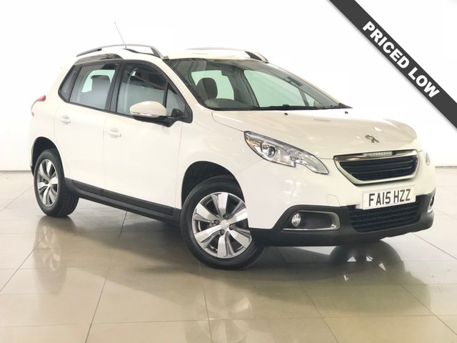 View our 2015 15 PEUGEOT 2008 1.2 PURE TECH ACTIVE 5d 82 BHP