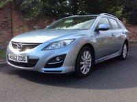 2012 MAZDA 6 2.2 D TS2 5d 163 BHP £6500.00