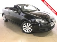USED 2014 64 VOLKSWAGEN GOLF 2.0 SE TDI BLUEMOTION TECHNOLOGY 2d 139 BHP 1 Owner/17 Alloy Wheels/AC