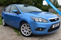 USED 2011 11 FORD FOCUS 1.6 ZETEC TDCI 5d 109 BHP