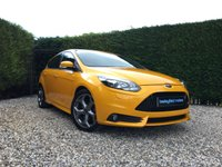 USED 2013 63 FORD FOCUS 2.0 ST-3 5d 250 BHP
