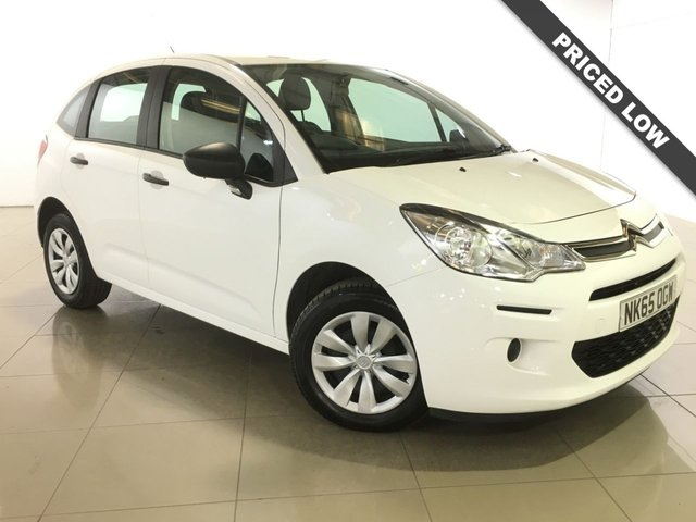 View our 2015 65 CITROEN C3 1.6 BLUEHDI VT 5d 74 BHP
