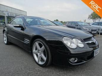 2007 MERCEDES-BENZ SL