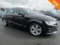USED 2015 64 AUDI A3 1.6 TDI Sport 4dr £0 ROAD TAX, FULL AUDI HISTORY
