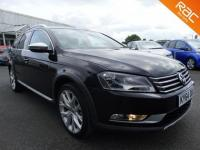 USED 2014 64 VOLKSWAGEN PASSAT 2.0 TDI BlueMotion Tech Alltrack 4x4 5dr (start/stop) SAT NAV & 4 WHEEL DRIVE