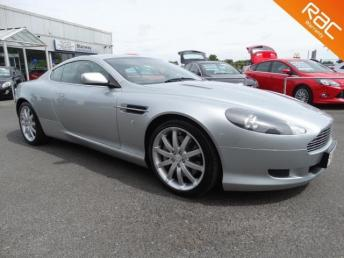 2004 ASTON MARTIN DB9 5.9 Seq 2dr £29495.00