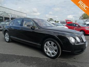 2007 BENTLEY CONTINENTAL FLYING SPUR 6.0 4dr £30995.00