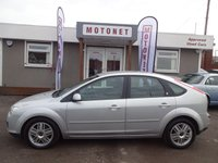 2006 FORD FOCUS 1.6 GHIA HATCHBACK 5DR AUTOMATIC £4800.00