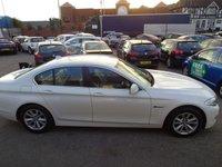 USED 2011 61 BMW 5 SERIES 2.0 520D SE 4DR SALOON DIESEL 181 BHP