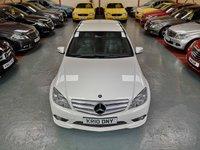 2010 MERCEDES-BENZ C CLASS C250 CDI BLUEEFFICIENCY SPORT 2.1 4d AUTO £8000.00