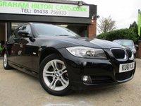 2011 BMW 3 SERIES 2.0 318I ES 4d AUTO 141 BHP £8000.00