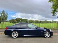 2012 BMW 5 SERIES 2.0 520D M SPORT 4d AUTO 181 BHP £11495.00