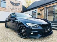 2015 BMW 4 SERIES 3.0 435D XDRIVE M SPORT 2d AUTO 309 BHP £24990.00