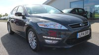 2014 FORD MONDEO 2.0 ZETEC BUSINESS EDITION TDCI 5d 138 BHP £6995.00