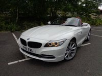 USED 2011 11 BMW Z4 2.5 Z4 SDRIVE23I HIGHLINE EDITION 2d AUTO 201 BHP FANTASTIC SECIFICATION