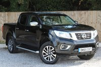 USED 2016 65 NISSAN NP300 NAVARA 2.3 DCI ACENTA PLUS 4X4 SHR DCB 1d AUTO 190 BHP NO VAT. IMMACULATE THROUGHOUT.