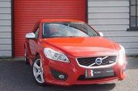 2011 VOLVO C30 1.6 D2 R-DESIGN 3d 113 BHP £6795.00