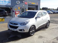 USED 2015 HYUNDAI IX35 2.0 CRDI SE NAV 5d AUTO 134 BHP 1 owner from new. Excellent condition inside and out. 19k miles