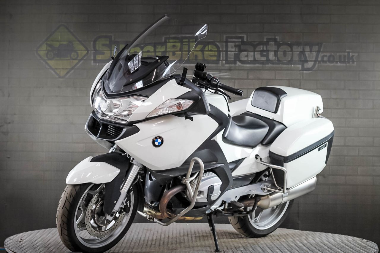 BMW European Delivery >> 2013 BMW R1200rt R 1200 RT £6,691