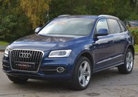 USED 2012 62 AUDI Q5 2.0 TDI QUATTRO S LINE PLUS 5d AUTO 175 BHP 8.9 APR FINANCE DEAL ON THIS CAR.