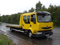 USED 2010 60 RENAULT TRUCKS MIDLUM 4.8 220.12 MEDIUM LIGHT 1d 220 BHP EX AA RECOVERY