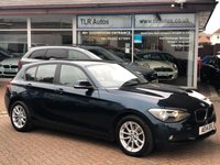 2014 BMW 1 SERIES 116D EFFICIENTDYNAMICS BUSINESS 5d  £7750.00
