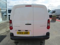 USED 2013 13 PEUGEOT PARTNER REFRIGERATED  1.6 HDI