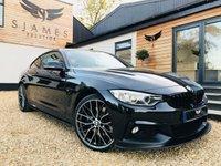 2016 BMW 4 SERIES 3.0 430D XDRIVE M SPORT 2d AUTO 255 BHP £22990.00