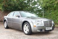 2006 CHRYSLER 300C 3.0 CRD RHD 4d AUTO 218 BHP £3950.00