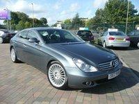 2008 MERCEDES-BENZ CLS CLASS 3.0 CLS320 CDI 4d AUTO 222 BHP £6699.00