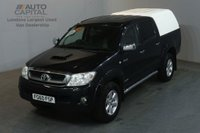 USED 2010 60 TOYOTA HI-LUX 3.0 INVINCIBLE 4X4 D-4D DCB AUTO 170 BHP PICK UP £7,990+VAT AIR CONDITIONING