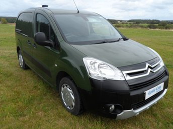 2011 CITROEN BERLINGO 1.6 625 XTR PLUS L1 HDI 1d 90 BHP £4495.00