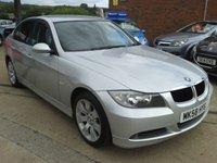 2008 BMW 3 SERIES 2.0 318I EDITION ES 4d 141 BHP £3975.00