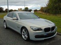 2011 BMW 7 SERIES 3.0 730D M SPORT LUXURY EDITION 4d AUTO 242 BHP £14990.00