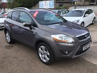 USED 2012 62 FORD KUGA 2.0 TITANIUM X TDCI 5d 140 BHP available at our tranent branch