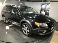USED 2013 13 VOLVO XC70 2.4 D5 SE LUX AWD 5d AUTO 212 BHP Bluetooth  :  Sat Nav  : DAB Radio  :  Full leather upholstery  :  Heated front seats  :  Electric/Memory driver's seat  : Remotely operated tailgate  :  Rear parking sensors  :  Full service and MOT when sold
