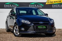 USED 2011 61 FORD FOCUS 1.6 ZETEC 5d 124 BHP £0 DEPOSIT FINANCE AVAILABLE, AIR CONDITIONING, BLUETOOTH CONNECTIVITY, CLIMATE CONTROL, CRUISE CONTROL, DAB RADIO, STEERING WHEEL CONTROLS, TRIP COMPUTER, USB INPUT, VOICE ACTIVATED CONTROLS
