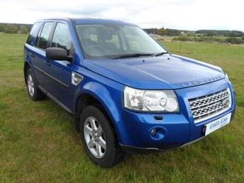 2008 LAND ROVER FREELANDER 2.2 TD4 GS 5d 159 BHP £5995.00