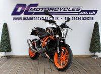 2015 KTM 390 DUKE 14  £3295.00