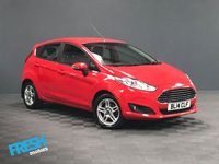USED 2014 14 FORD FIESTA 1.2 ZETEC 5d  * 0% Deposit Finance Available