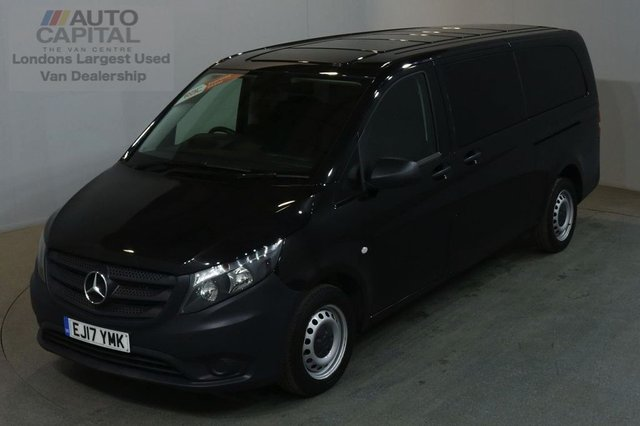 2017 17 MERCEDES-BENZ VITO 2.1 114 BLUETEC TOURER PRO EURO 6 EXTRA LWB 136 BHP 9 SEATER AIR CONDITIONING EURO 6 ENGINE