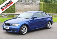 USED 2011 11 BMW 1 SERIES 2.0 118D SPORT 2d 141 BHP Finance options available